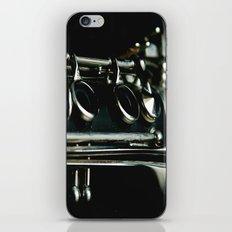 Clarinet iPhone & iPod Skin