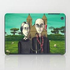 Terra de Condá iPad Case