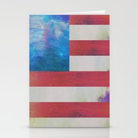 Americana  Stationery Cards