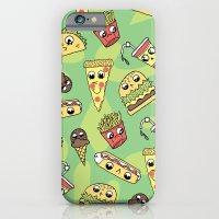 Snack Attack! iPhone 6 Slim Case