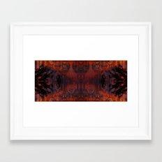 WolfloW 3 Framed Art Print