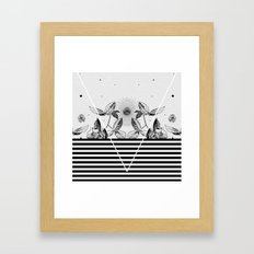 ALMA Framed Art Print