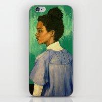 Georgina iPhone & iPod Skin