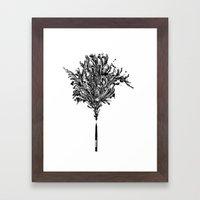 INKspired Framed Art Print