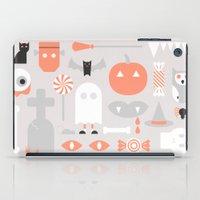 #24 Halloween iPad Case