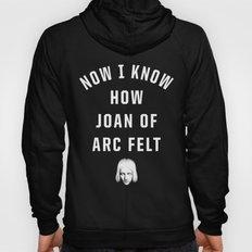 Joan of Arc Hoody