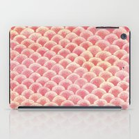 Coral Scales iPad Case