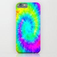 Tie Dye Effect Pattern iPhone 6 Slim Case