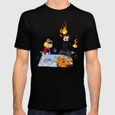 South Park :: Pip and Damien Black SMALL Mens Fitted Tee