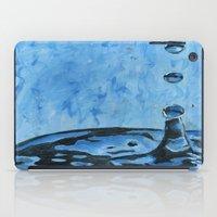 Drip. Drop. iPad Case