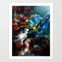Orontes Art Print