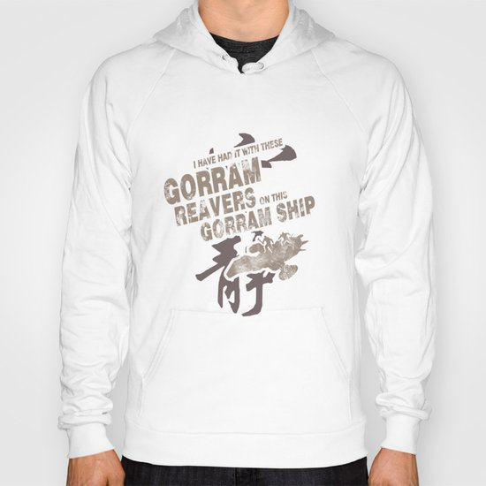 Firefly and Serenity: Gorram It! Hoody
