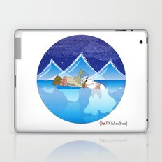 I {❤} XX Eskimo Kisses Laptop & iPad Skin