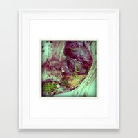 surprise Framed Art Print