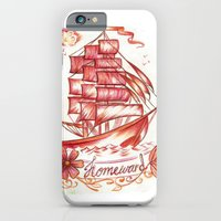 iPhone & iPod Case featuring Homeward Bound by Kitty Judge