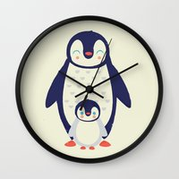 Proud Mama Wall Clock