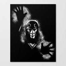 Erik the Magnus Canvas Print
