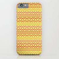 AZTEC pattern 1-1 iPhone 6 Slim Case