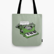 The Composition - G. Tote Bag