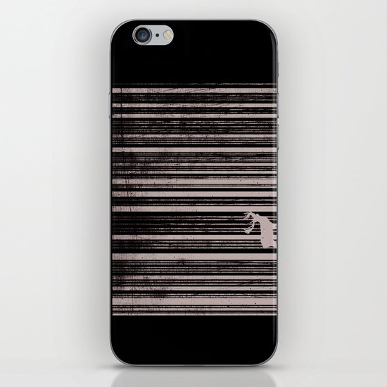 To scan a forest. iPhone & iPod Skin