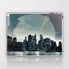 Manhattan Night Laptop & iPad Skin