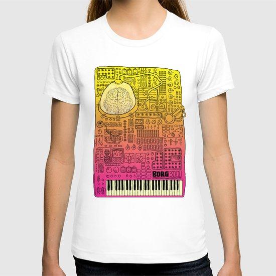 Borg 3000: ANALOG  T-shirt
