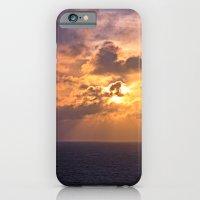 Sunrise at Sea iPhone 6 Slim Case