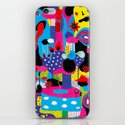 Some Things Are Better Left Unexplained  iPhone & iPod Skin