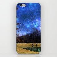 Reservoir Galactica  iPhone & iPod Skin