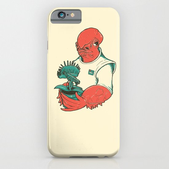 The Admiral's Trap iPhone & iPod Case