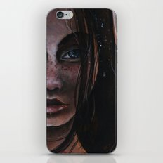 Freckles and Snow iPhone & iPod Skin