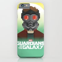 iPhone & iPod Case featuring Guardians of the Galaxy - Star-Lord by Casa del Kables