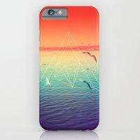 Lapse In Perception iPhone 6 Slim Case