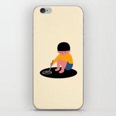 Peace Please iPhone & iPod Skin