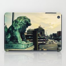 Kyoto temple entrance iPad Case