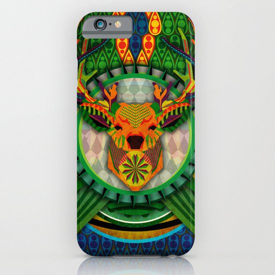 Spirit of the Forest iPhone & iPod Case
