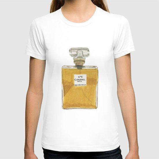 Chanel No 5 T-shirt