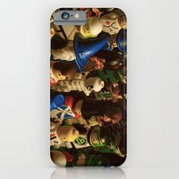 iPhone & iPod Case featuring An Army of Imagination  by Thomas Eppolito