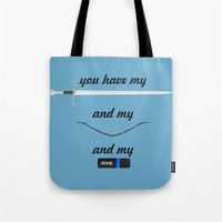You Have - Lord of The Rings Tote Bag