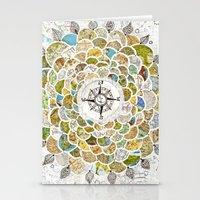Wanderbloom Stationery Cards