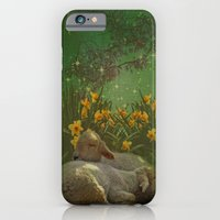 iPhone & iPod Case featuring Dreaming of Spring by TaLins