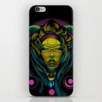 Neon Voodoo iPhone & iPod Skin