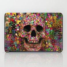 Pink Noise iPad Case