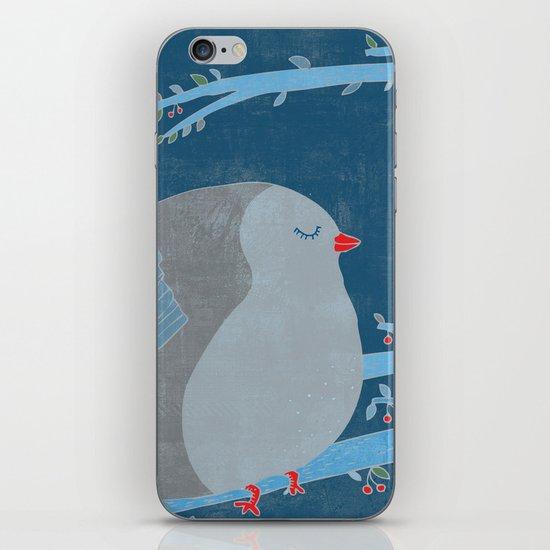 Bird of happiness iPhone & iPod Skin