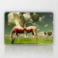 Pegasus Divided Laptop & iPad Skin
