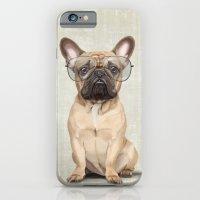 Mr French Bulldog iPhone 6 Slim Case