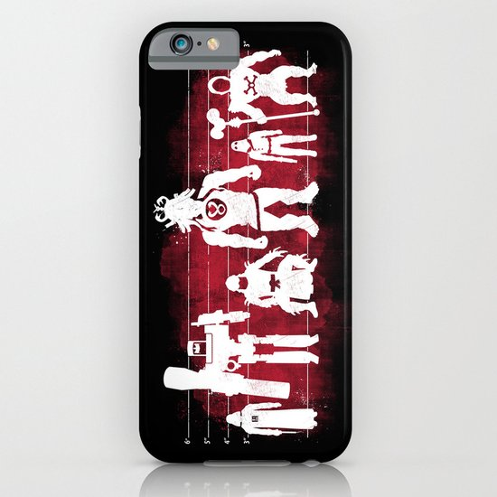 Plastic Villains  iPhone & iPod Case