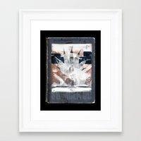 SLUMBER#69 Framed Art Print
