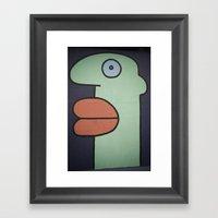 ESG004 Framed Art Print
