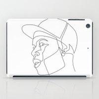 Dillalines iPad Case